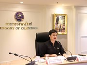 Thai Minister of Commerce confident in economic growth this year