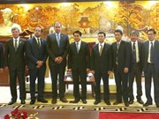 Hanoi wants increased ties with Buenos Aires