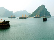 Ha Long determined to become civilised, friendly city