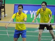 Vietnam swept by Japan at Asian badminton champs