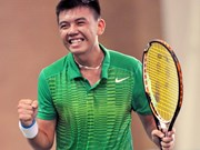 Nam fails in singles, enters semi-finals in F1 doubles