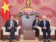 Legislator calls for stronger Vietnam-Argentina relations