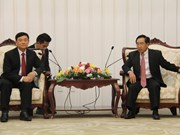 Vietnam, Laos promote people-to-people exchanges