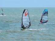 Int'l windsurfing Fun Cup held in Binh Thuan