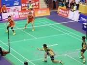 Japan takes badminton Asia mixed team championship