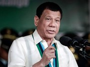Philippine President orders military, police to contain IS threat