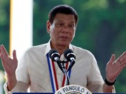 Philippine army to form task force for drug war