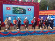 Vietnam helps Laos develop agriculture