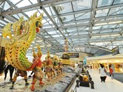 Thailand to spend 5.7 billion USD upgrading six airports