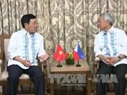 Vietnam, Philippines forge stronger partnership