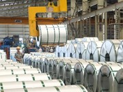 Steel makers bemoan dumping