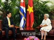Cuban Vice President pins high hope on ties with Vietnam