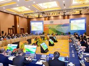 APEC Finance, Central Bank Deputies Meeting convenes