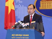 Vietnam urges responsible behaviour in East Sea