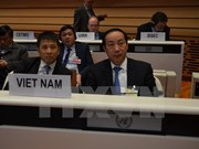 Official stresses int'l cooperation in road safety in Geneva