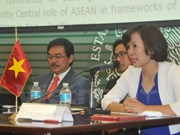 ASEAN images popularised in Mexico