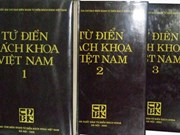 Compilation of Vietnam encyclopedia begins