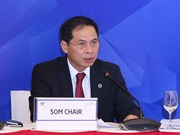 APEC committees, working groups finish 10th day of SOM 1