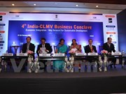 Vietnam attends India-CLMV business forum