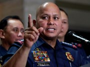 Philippine police ready to return to anti-drug war