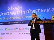 HCM City and Hanoi lead e-business index