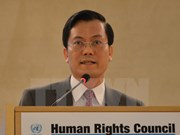 Official highlights Vietnam's contributions to global human rights initiatives