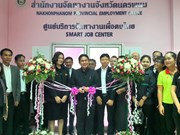 Thailand opens smart job centre to boost competitiveness in ASEAN
