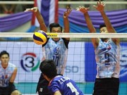 Vietnam to host Asian Men's Club Volleyball Cup 2017