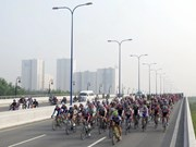 Binh Duong int'l cycling race attracts nine foreign teams