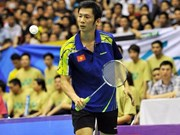VN badminton players improve world rankings