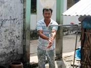 Hanoi: Living conditions in rural areas improve