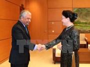 NA Chairwoman praises UN's work in Vietnam