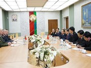 Vietnam, Belarus bolster cooperation in crime fight