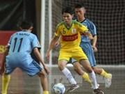 Football event held for disadvantaged children in HCM City