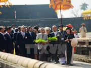 Japanese Emperor, Empress visit Hue ancient capital