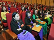 National Women's Congress – chance for women to raise voice