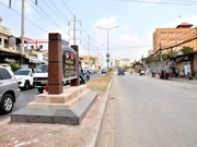 Phnom Penh-Hanoi Friendship Avenue inaugurated