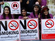 Thailand approves tobacco control law