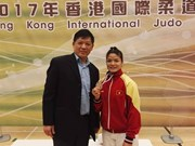 Athletes bring home three golds in Hong Kong judo tourney