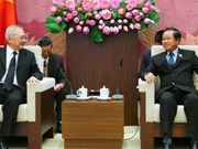 Vietnam, Thailand enjoy growing friendship
