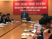Hanoi launches hotline for H7N9 avian flu prevention