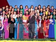 National Women's Congress concludes, picks seven new goals