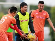 Vietnam to convene ahead of Asian Cup