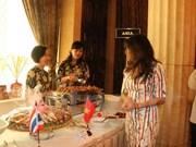 Vietnam attends culinary charity bazaar in Indonesia