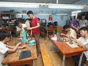 Norway helps disabled people in Mekong Delta city