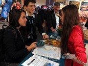 Maps of Vietnam showcased in Germany's tourism fair