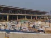 Da Nang airport int'l terminal prepares for trial operation