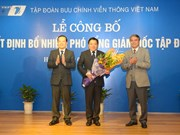 New appointments at PetroVietnam and VNPT announced