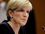 Australian FM tours Southeast Asia to enhance ties
