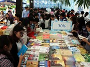 Spring Book Festival to open in Hanoi